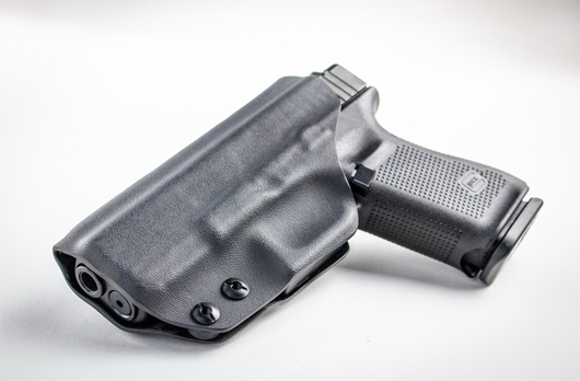 Smith /& Wesson M/&P Bodyguard 380 right handed black IWB concealment holster